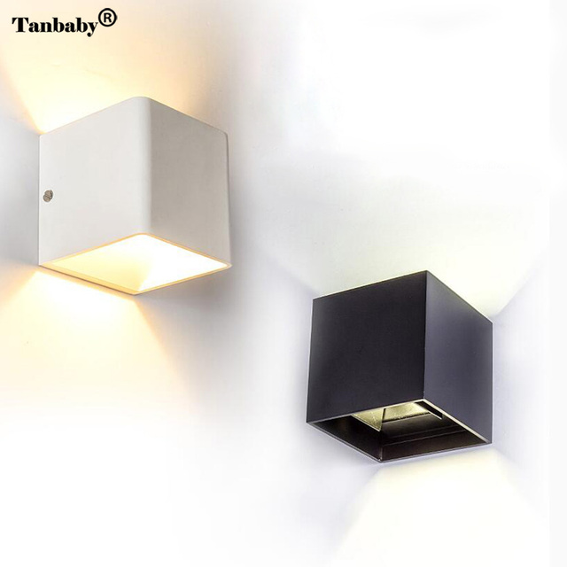 Tanbaby 12W outdoor wall light waterpoof COB LED Lighting lamp ...