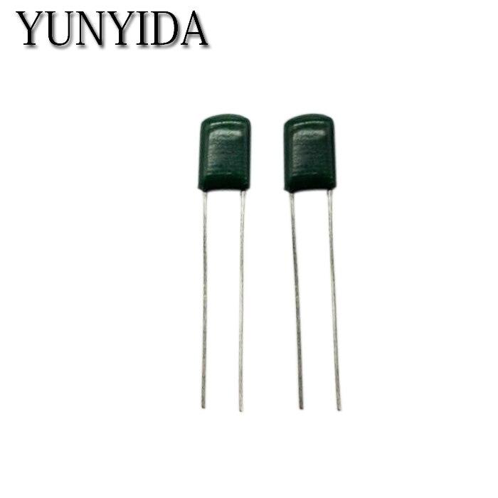 இ50 unids poliéster Películas condensador 2a123j 100 V 12nf 0.012 ...