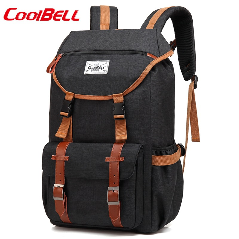 COOLBELL newst For 17 3 inch laptop bag Outdoor travel large capacity casual computer Backpacks free