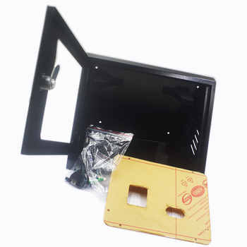 Protection Shell Access Control Waterproof Cover Rain Cover Access Device Case for ZKTeco GM300Plus VF300 ZKSoftware VF360