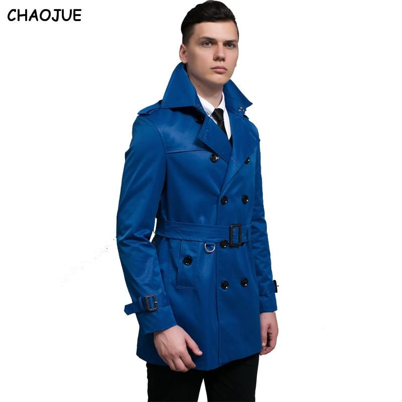Herren Trenchcoat chaojue Größe Frühjahr Uk Plus Schwarz Mantel 20Off Khaki 1 Graben Männer Us75 Ausgestattet Zweireiher y8PnNmv0Ow