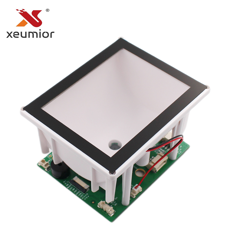 Free Shipping 2D/QR/1D Fixed Mount Bar code Scanner USB RS232 Vending Access Control Turnstile Scanner Module Engine цена