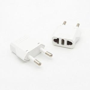 Image 3 - Bộ 5 EU Đa Năng Mỹ Nữ Cắm AC Du Lịch Điện Kết Nối Adapter Cắm Ổ Cắm 10A 250V