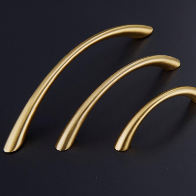 golden solid brass Cabinet Handle American style Kitchen Cupboard Door Pulls Drawer Knobs Fashion Furniture Handle Hardwaregolden solid brass Cabinet Handle American style Kitchen Cupboard Door Pulls Drawer Knobs Fashion Furniture Handle Hardware