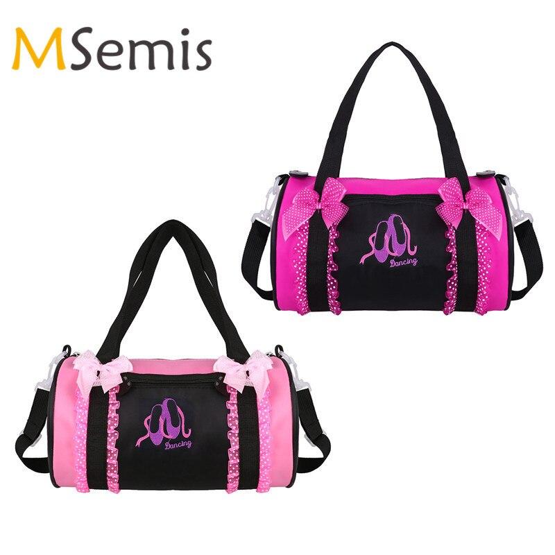 kid-girls-font-b-ballet-b-font-bag-dance-pokla-dots-bowknot-ruffled-lace-embroidered-dancing-duffle-bag-hand-bag-shoulder-bag-for-children