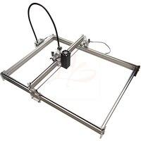 Tamanho 50x65 cm da máquina da marcação da gravura do laser do cnc da violeta azul 6550 mini