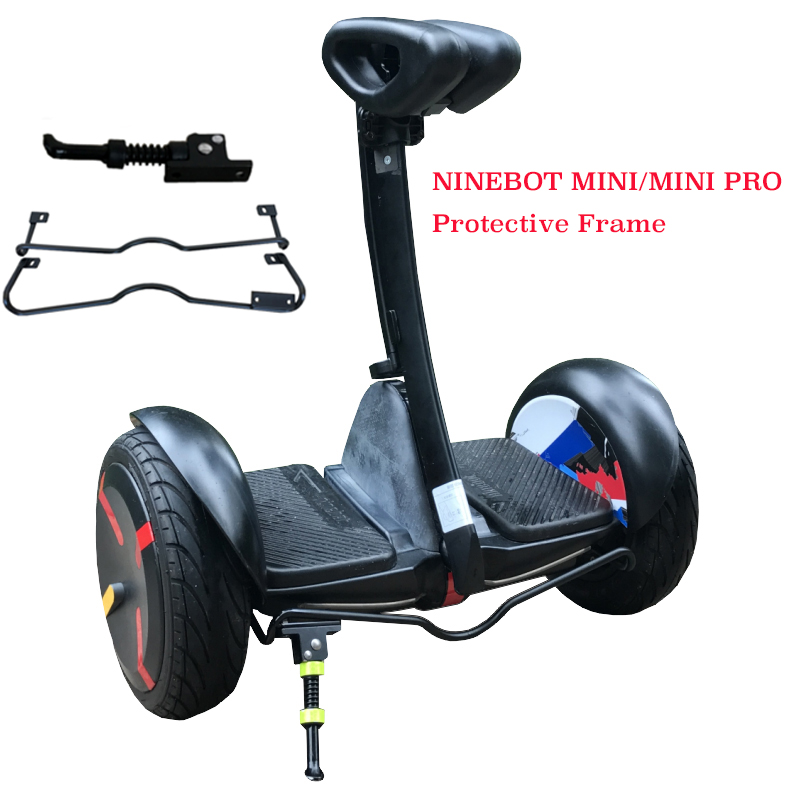 Xiaomi Ninebot Mini Pro Electric Balance Scooter Protector Frame Protection Bracket Shelf Anti Scratch Bumper Bar
