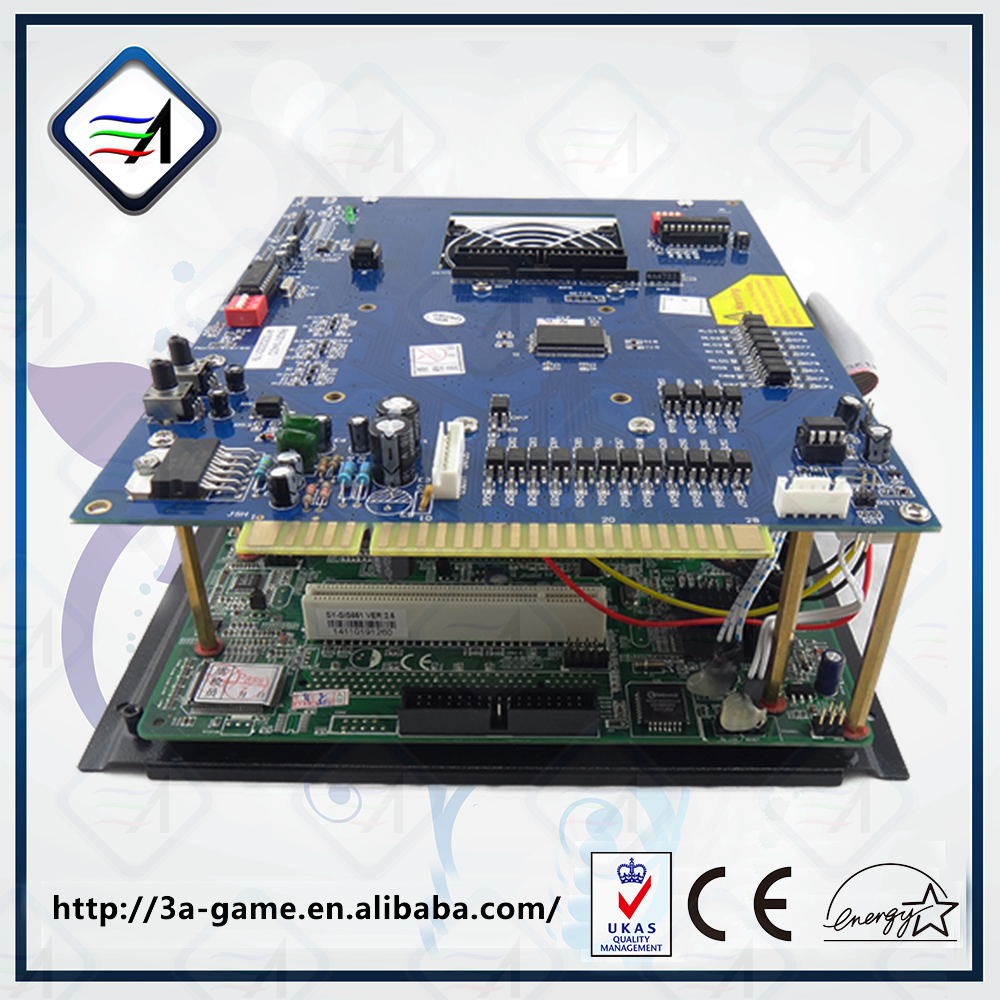 King 2019 In 1 Game Board Arcade Jamma For Fight Stick Control Coin Acceptor Multi Games Arcade Machine replace upper board of 2019 in 1 game board upper jamma board for 2019 game family multi games board 2019 in 1 pcb spare parts