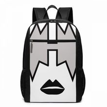 Kiss Backpack Ace Frehley From KISS Band Spaceman Makeup Backpacks Multi Function High quality Bag Man - Woman Travel Bags