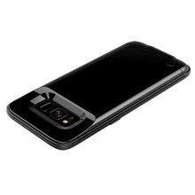 CloudTech 4200mah Back Clip Battery Rechargeable External Battery Power Case For Samsung Galaxy S8 Backup Charger Case