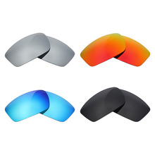 Mryok Anti-Scratch POLARIZED Replacement Lenses for Oakley Square Wire New 2006 Sunglasses Lens-Multiple Options