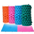 29*39cm Foot Massager Pads Explosion Pebbles Foot Massage Pad Shiatsu Blanket Sheet Pressure Slab Toe Pad Yoga Mat Game Props
