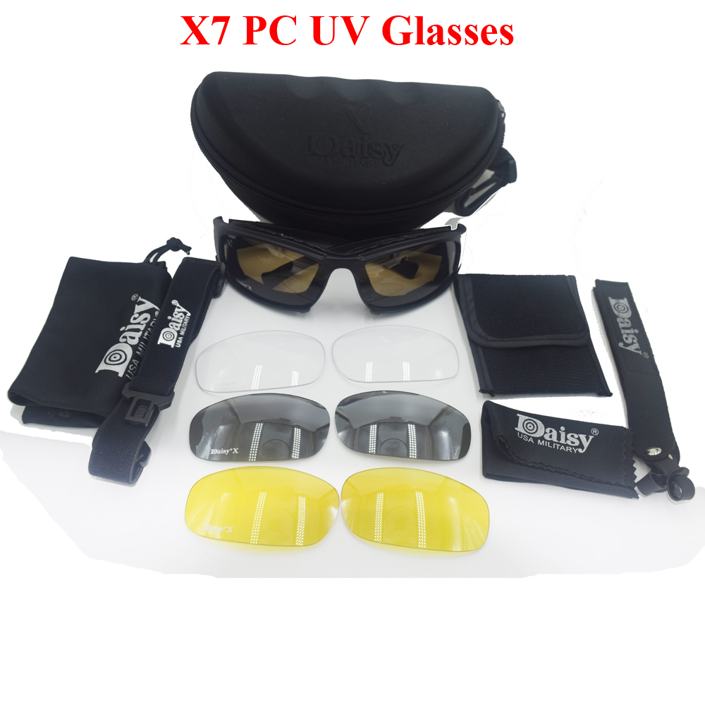 e64fd7c52c Daisy Tactical Eye Protection Sunglasses