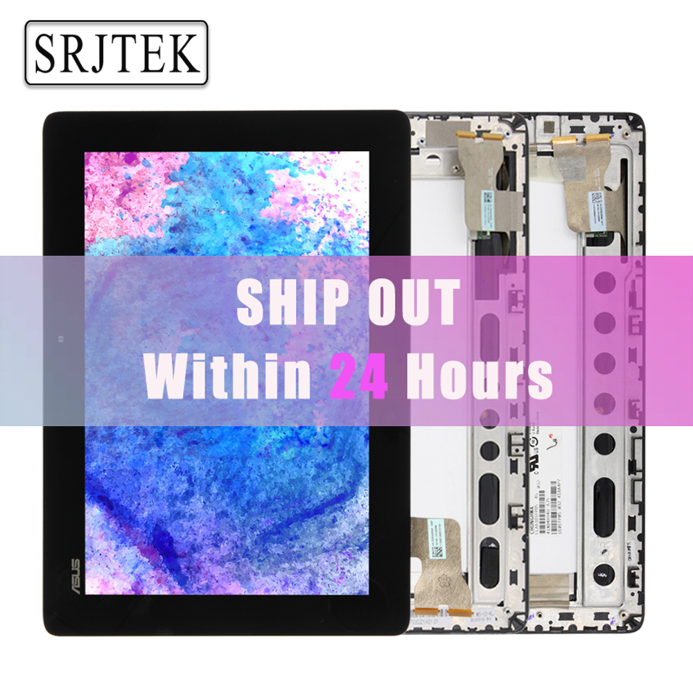 Original for ASUS MeMO ME302 ME302C ME302KL K005 K00A 5425N LCD Screen Display Touch Digitizer with Frame Small scratches lcd display screen panel monitor repair part claa101fp05 1920 1200 ips for asus me302 me302c me302kl tf303 k014
