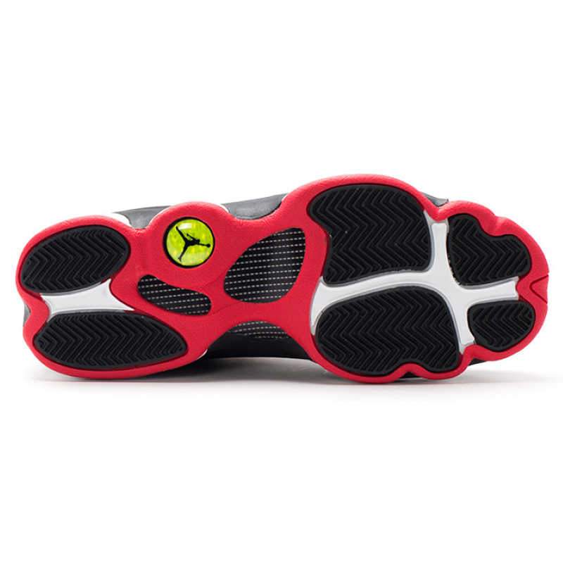 a2ab9983c56 ... Original Nike Air Jordan 13 Retro Low Bred Men Basketball Shoes,Original  Men Outdoor Sport