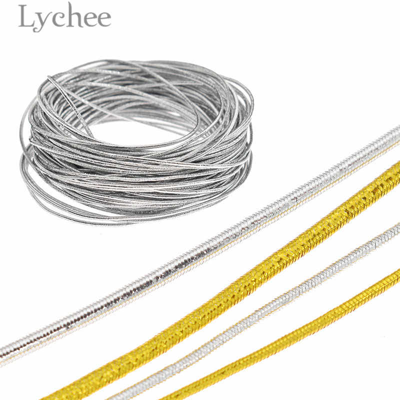25 meters elastic round polyester 2.4 mm