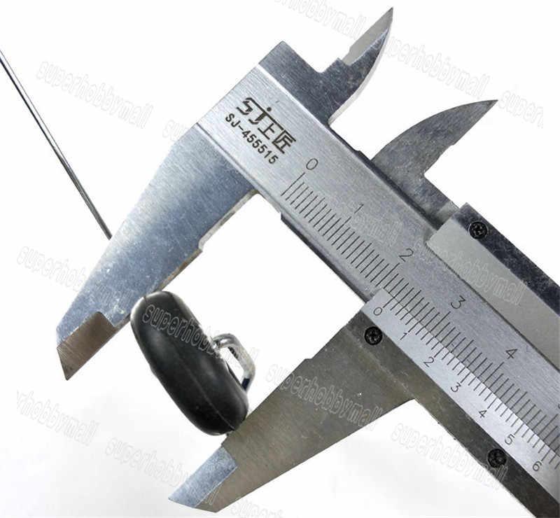 Staart Wiel Beugel Set Met Wiel Voor 90-170 Klasse F3A Vaste Vleugel RC Vliegtuig