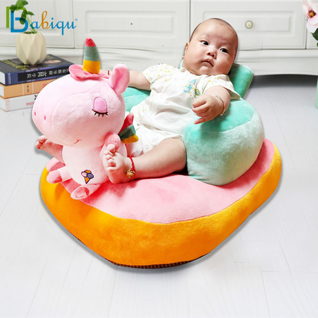 Baby Support Seat Plush Soft Baby Sofa Infant Learning To Sit Chair Keep Sitting Posture Comfortable  sc 1 st  AliExpress & Baby Support Seat Plush Soft Baby Sofa Infant Learning To Sit Chair ...