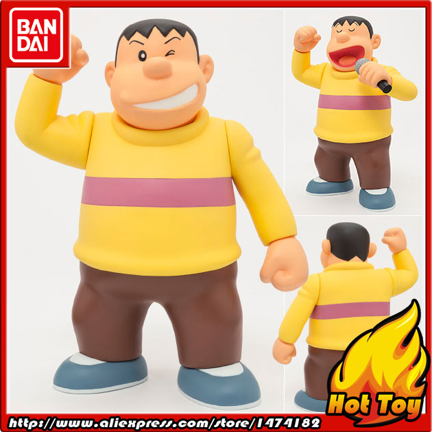 100% Original BANDAI Tamashii Nations Figuarts ZERO Action Figure - Takeshi Goda (Gian) from Doraemon