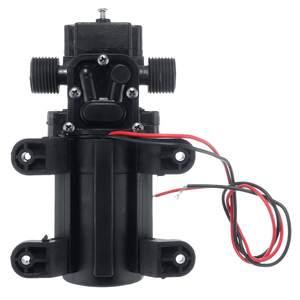 Image 4 - 12V Water Pump 130PSI Self Priming Pump Diaphragm High Pressure Automatic Switch Garden Water Sprayer Car Wash
