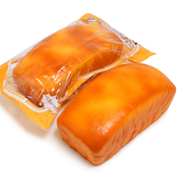 1PCS 7 8 Jumbo Toast Loaf Squishy Super Slow Rising Bakery Scented Kid Toy Gift Squeeze