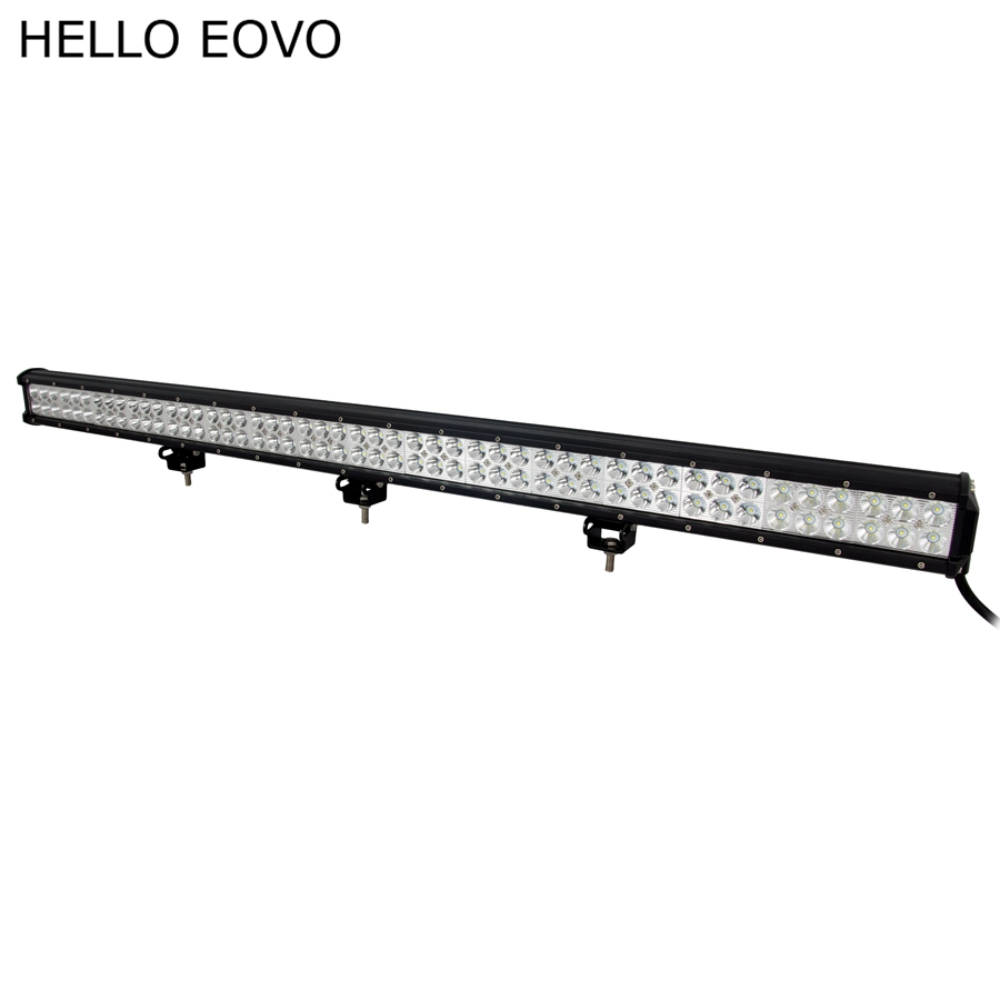 hello eovo 43 inch 288w led work light bar for indicators