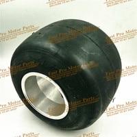 Vacuum tire wear 168 go kart 5 inch Rear wheels beach car accessories drift wheel 11X7.10 5 kart tire highway hub