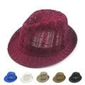 Transpirable dom sombrero femenino protector solar verano gran sombrero de ala ancha sombrero de verano masculina sol del verano del sombrero señora sombrero de paja playa