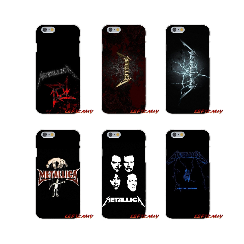 Inspired by Metallica phone case Metallica iPhone case 7 plus X XR XS Max 8 6 6s 5 5s se Metallica Samsung galaxy case s9 s9 Plus note 8 s8 s7 edge s6 s5 s4 note 9 gift art cover poster print