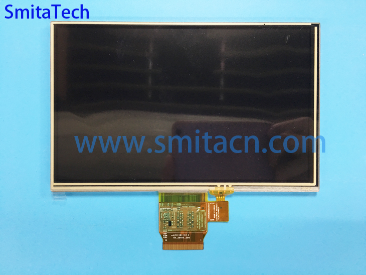 все цены на 7'' inch tft lcd screen A070VTT01-1 display panel онлайн