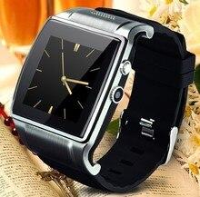 """2016 neue L18 Bluetooth Smart Watch Armbanduhr 1,54 """"Hallo Uhr 2 Smartwatch unterstützung SIM Kamera für Android Smartphones Armband"""