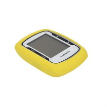 цена на New Yellow Silicone Rubber cover Case For Edge500 bike accessories Protective shell