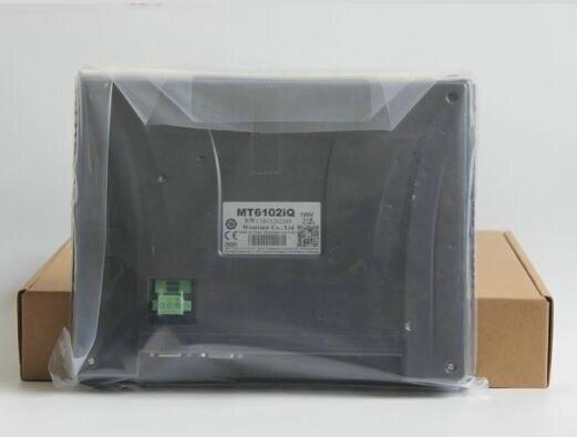 WEINVIEW MT6102iQ HMI écran tactile 10.1 pouces 1024*600 USB Ethernet affichage de l'interface de la Machine humaine