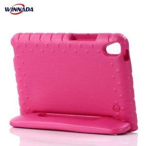 Image 1 - Чехол Kides для планшета Huawei MediaPad T3 диагональю 8,0 дюйма, ручной ударопрочный чехол из ЭВА с полной ручкой для телефона