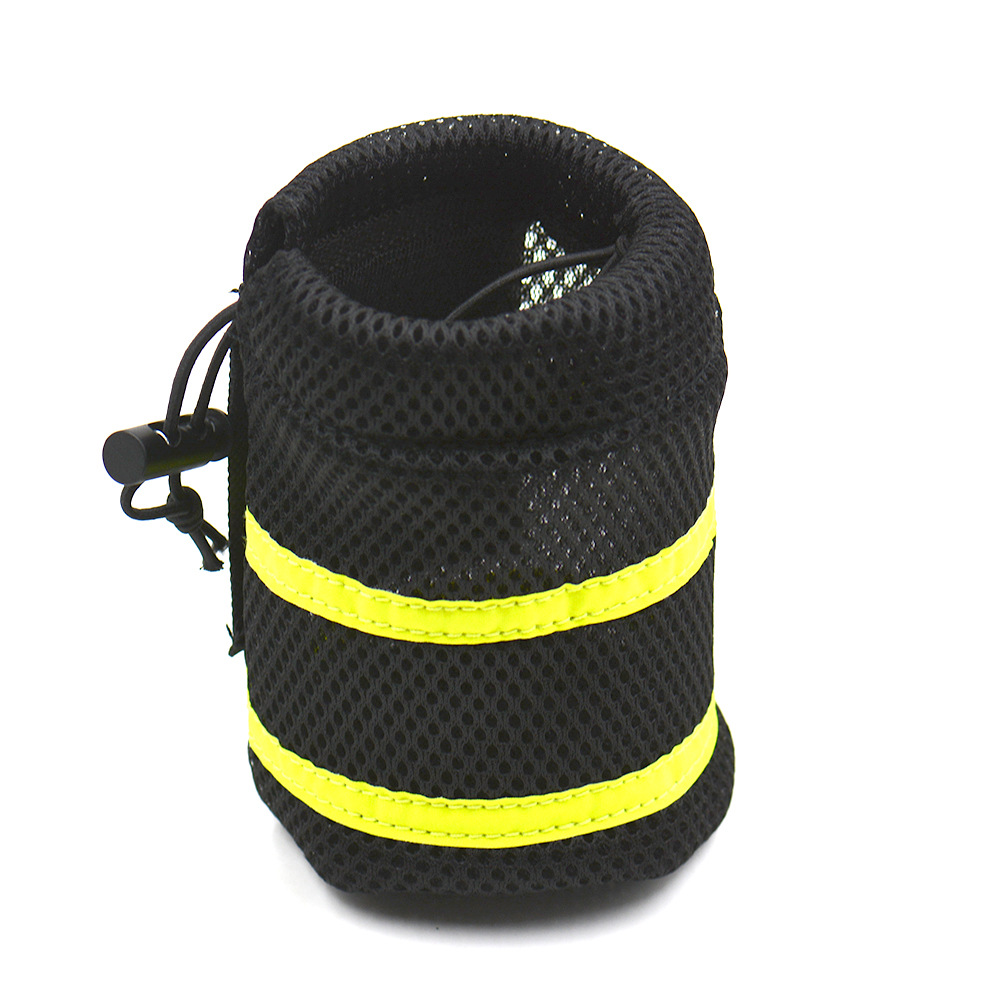 Portable Dog Training Running Waist Bag Set Detachable Pup Dog Carrier Feed Pocket With Stretch Leashes Snack Reward Waist Bag in Dog Carriers from Home Garden
