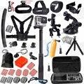 JACQUELINE for Gopro Accessories Set Kit mount for Gopro hero HD Gopro hero 5 4/3/2/1 SJCAM SJ4000 SJ5000 SJ6000 H9R H9 H9SE
