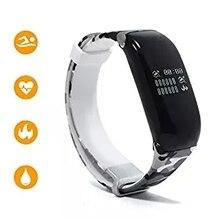 H5 Фитнес трекер сердечного ритма Мониторы, смарт-браслет для Bluetooth 4.0 Водонепроницаемый плавание шагомер для iOS и Android