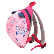 Cute Cartoon Toddler Baby Harness Backpack Leash Safety Anti-lost Backpack Strap Walker Dinosaur Backpack