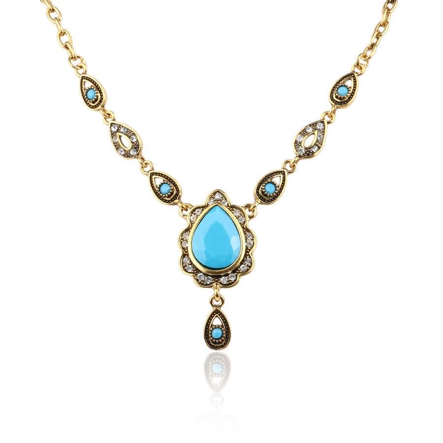 Yunkingdom Ethnic Turkish style Necklacess