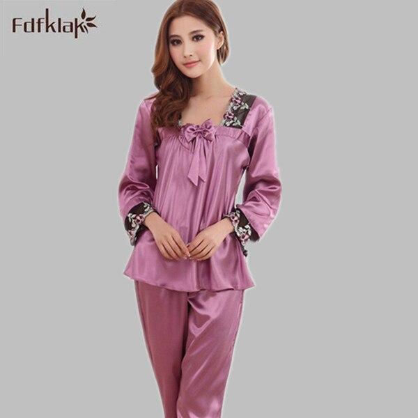 Online Get Cheap Satin Silk Pajamas -Aliexpress.com   Alibaba Group