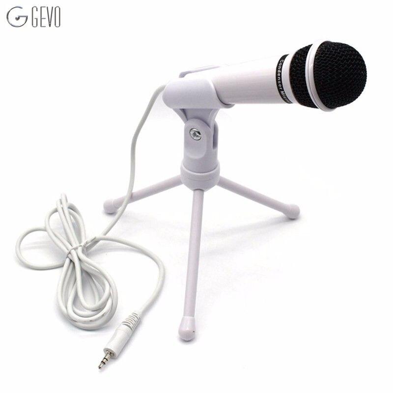 SF-910 Kondensatormikrofon Professionelle Vocal Studio Dynamische 3,5mm Jack Wired Mic Mit Stand Für Computer Desktop Karaoke PC