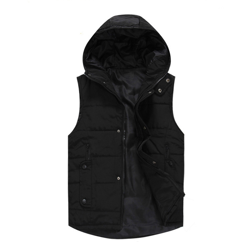 Buy Wantdo Men's Winter Puffer Vest Removable Hooded Quilted Warm Sleeveless Jacket Gilet and other Jackets & Coats at topinsurances.ga Our wide selection is elegible for free shipping and free returns/5(83).