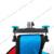 Easttowest Gopro Acessórios Gopro Action Camera Captura Clipe Mochila Cinto de Montagem de Liberação Rápida para Alça de Ombro