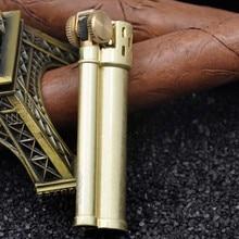 ZORRO Cigarette Gasoline Lighter Oil Petrol Kerosene Vintage Retro Style Grinding Wheel Type Box Gadgets Men
