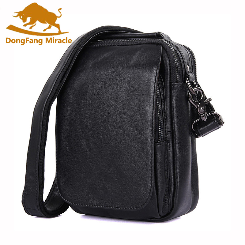 New arrival casual men bags brand genuine leather bag vintage men Messenger Bags Single shoulder small bag free shipping free shipping hot wholesale single shoulder bags leisure small cute satchel bags women s carry bag holder