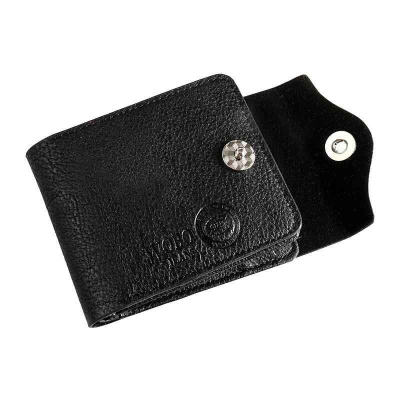 Чоловіки Hasp гаманець шкіряний - Гаманці та портмоне - фото 2