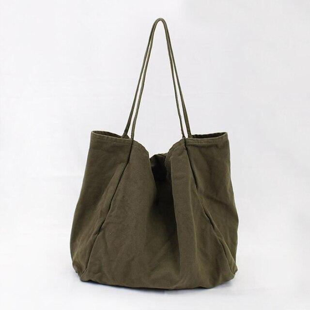 caf0bba6e9 Solid Big Shopper Bag 2018 Large Casual Shoulder Bags for Women White Black  Canvas Bag Beach