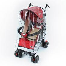 Baby Stroller Raincoat Windshield-Stroller-Accessories Cart Carriages Pushchairs Universal