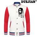 2016 Весной новый случайный куртка bull Майкл Джордан дешевые мужчин зимние куртки мужской пальто колледж куртки мальчиков куртка хип-хоп