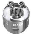 HBC-S02-Staggered Fused Clapton Single Coil Heads for Geek Vape Eagle Tank-2Pcs/tube